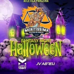 Fanttasy Night Halloween