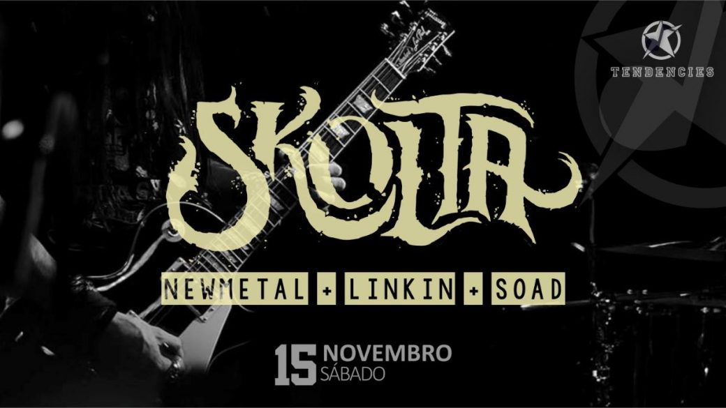 New Metal+ Linkin Park + Soad – Banda Skolta