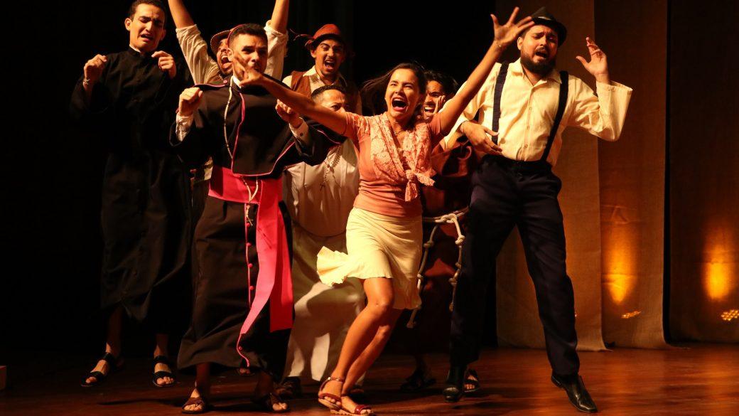I Mostra Itinerante de Teatro da Fundação Cultural de Palmas